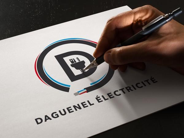 <span>Daguenel – Electricité</span><i>→</i>