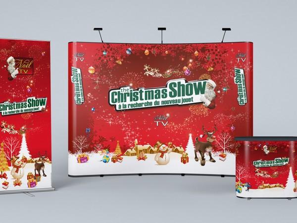 <span>Christmas Show TV</span><i>→</i>